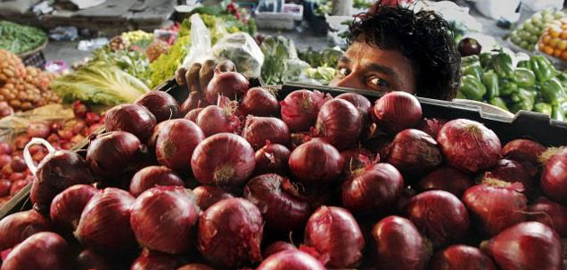 Price of onions expected to fall soon