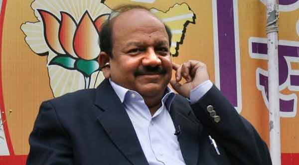 BJP CM candidate Dr Harsh Vardhan prefers fresh Assembly polls in Delhi.