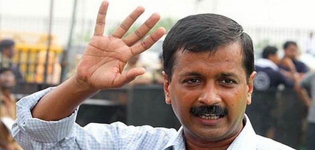 Arvind Kejriwal arrived in Varanasi on Tuesday to take on Narendra Modi.