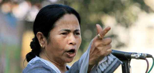 West Bengal CM Mamata Banerjee accuses the Election Commission of bias.