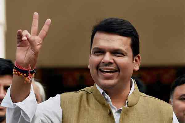 Devendra Fadnavis took oath as the 27th Chief Minister of Maharashtra at a grand function in Mumbai.