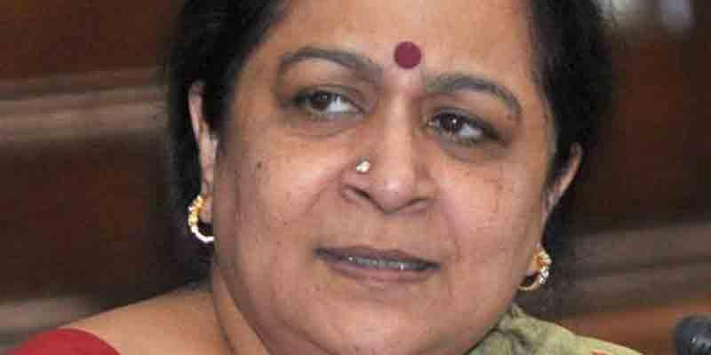 Former Union minister Jayanthi Natarajan quits Congress party on Friday.
