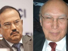 India's National Security Advisor Ajit Doval will meet his Pakistani counterpart Sartaj Aziz in Delhi on August 23-24.